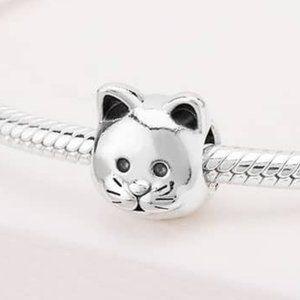 📿Pandora Kitty-Cat Charm